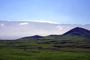 scenic Hawaiian mountains