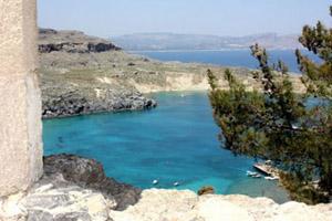 Rhodes harbor
