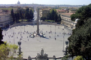 Saint Peter's Square, Rome