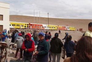 El Tren a las Nube railway