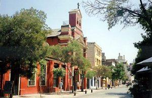 Santiago Chile architecture