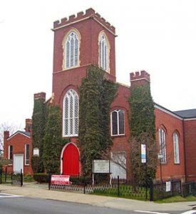 Christ Episcopal Church, Sleepy Hollow