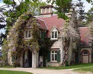 Sunnyside: Washington Irving's home