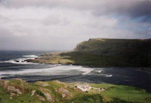 Glencolmcille scenery