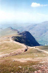 Mount Snowdon scenery