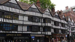 Staple Inn, London