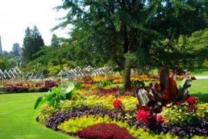 Van Dusen Garden, Vancouver