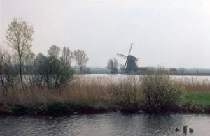 windmill in Wilton, Wiltshire