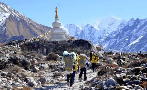 monastery in himalayas is spiritual travel destination