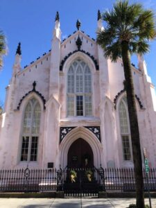 French Huguenot Church, Charleston