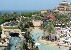 Atlantis theme park dubai