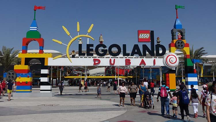 Legoland Dubai parks and resorts exterior